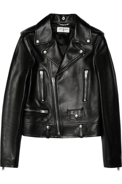 SAINT LAURENT Perfecto leather biker jacket