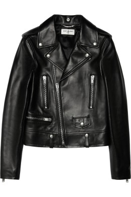 SAINT LAURENT Perfecto leather biker jacket
