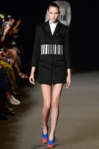 New York Fashion Week: Alexander Wang Spring 2015