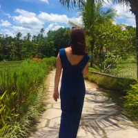 Ubud - The Denim Jumpsuit