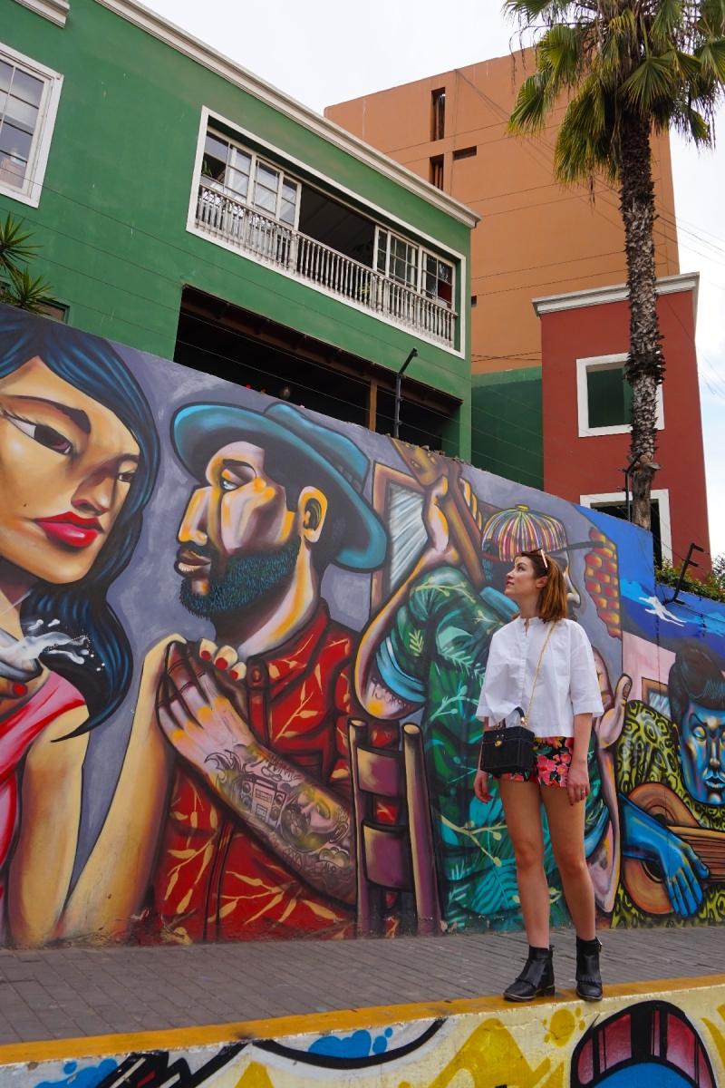 Travel Diary: Lima, Peru